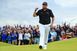 Shane Lowry - Open Championship