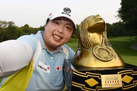 Shanshan Feng wins Thornberry Creek LPGA Classic
