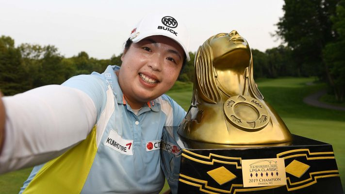 Shanshan Feng wins Thornberry Creek LPGA Classic