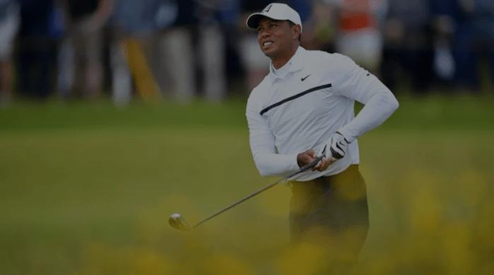 Tiger Woods - Stuart Frankin - PGA TOUR