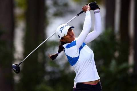 Aditi Ashok - LPGA Images - Getty