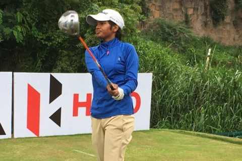 Amateur Sneha Singh leads 11th leg of Hero WPGT