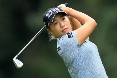 Jeongeun Lee6 of South Korea