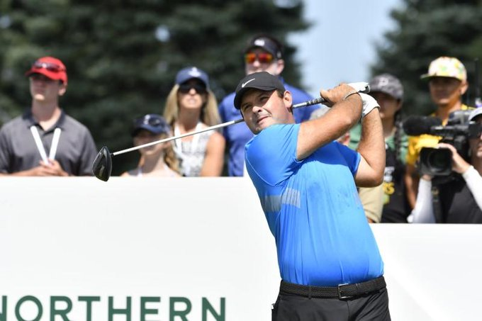 Patrick Reed - The Northern Trust - PGA TOUR