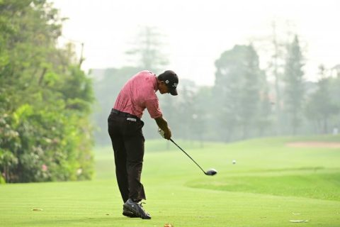 Viraj Madappa - Indonesia Open - Asian Tour Image