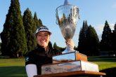 Hannah Green of Australia wins Portland Classic