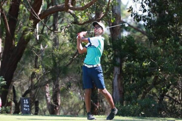 Kartik Sharma finishes at T21 at the Asia-Pacific Amateur Championship