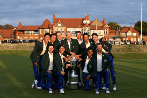 Team USA wins The 47th Walker Cup Match
