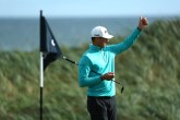 Victor Perez shares rd 3 lead with Matthew Southgate at Dunhill Links Championship