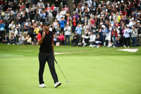 Tiger Woods - Getty Images - PGA TOUR