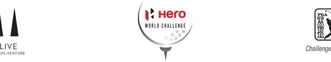 Hero World Challenge 2019