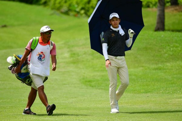 Phachara-Khongwatmai leads by three shots at rd 3 of Sabah Masters