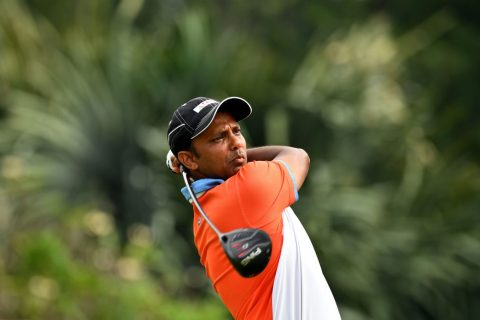 SSP Chawrasia leads Thailand Open