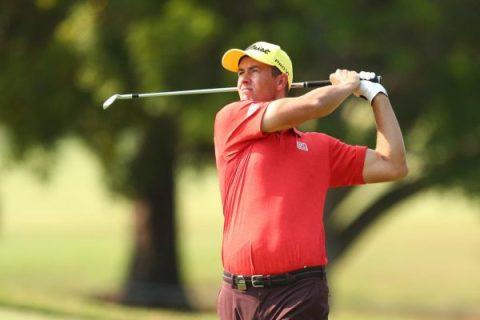 Adam Scott tied at T3 at Australian PGA Championship