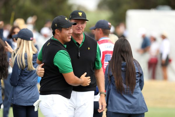 2019 Presidents Cup - Day 2
