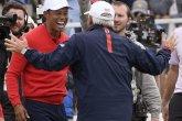Tiger Woods - Andy Brownbill - AP