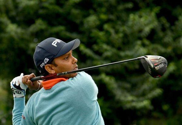 Chawarsia trailing the lead by two shots and lying at Second place in Rd 2 of Hong Kong Open