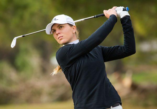 Morgane_Metraux leads rd 1 of Ladies European Tour Qualifying School