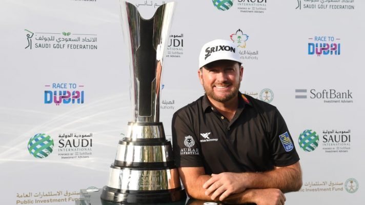 McDowell grabs one-shot Saudi lead over 'Greta Garbo' Dubuisson