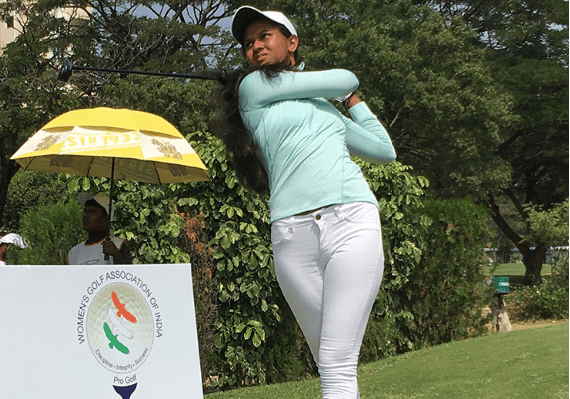 Pranavi Urs aiming for hat-trick at fourth leg of Hero WPGT