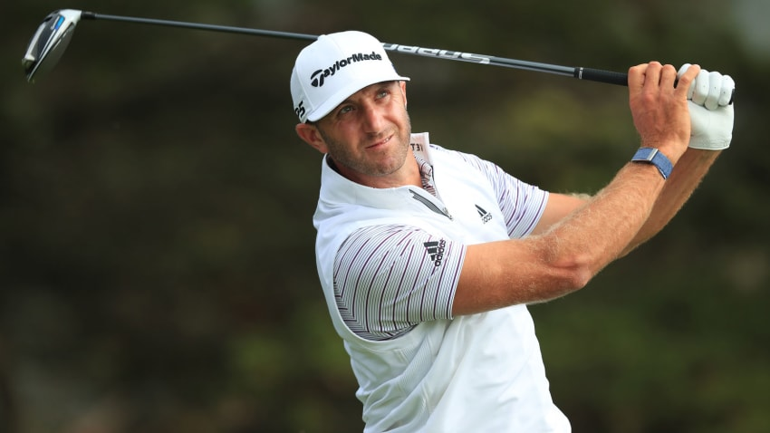 Dustin Johnson - Getty Images - PGA TOUR