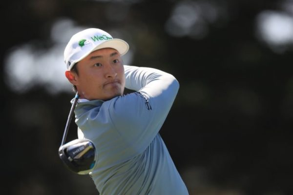 Li Haotong leads PGA Championship (Picture Credit - GettyImages)
