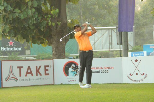 Akshay Sharma - Round 2 - PGTI Image