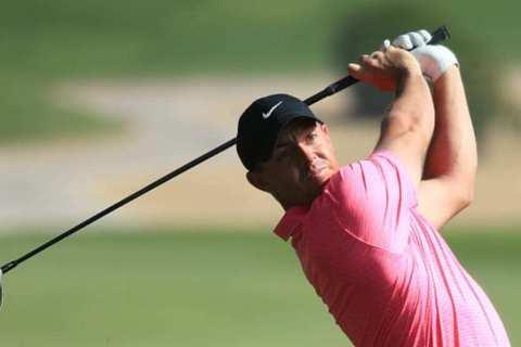 Rory McIlroy - European Tour - Abu Dhabi Golf Championship