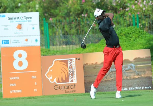 Chikkarangappa wins Gujarat Open Championship