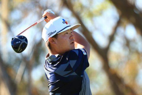 Sungjae Im - PGA TOUR - Getty Images
