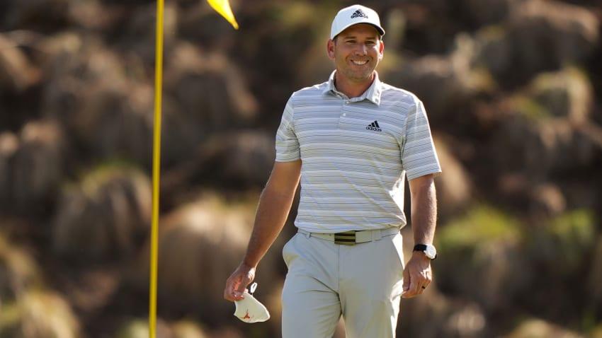 Sergio Garcia - PGA TOUR - Getty Images