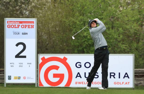 John Catlin - Andrew Redington - Getty Images - Austrian Golf Open