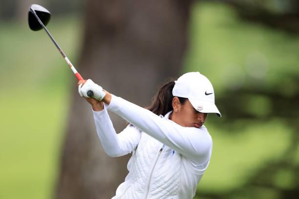 Megha Ganne - Getty Images - US Women's Open