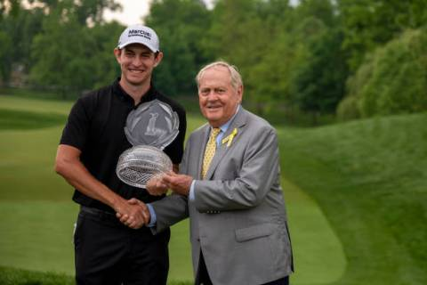 Patrick Cantlay - Getty Images