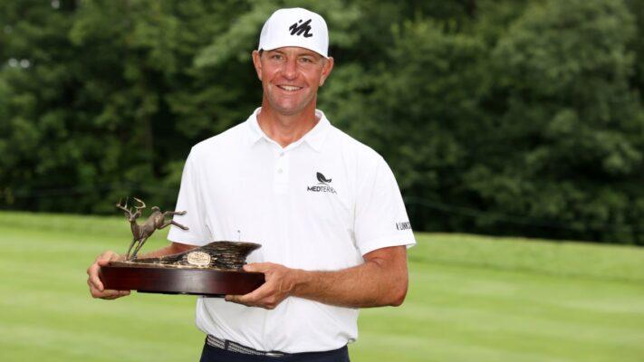 Lucas Glover - PGA TOUR - Getty Images