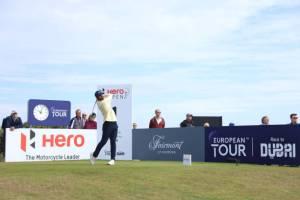 Shubhankar Sharma - Hero Open - European Tour - Getty Images