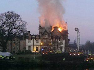 Two Dead In Loch Lomond Hotel Fire