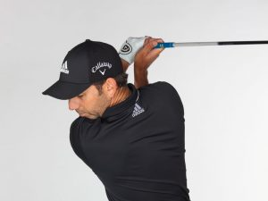 sergio garcia signs with callaway
