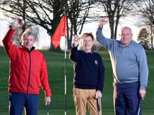 Golfers Get Three Aces On Same Day
