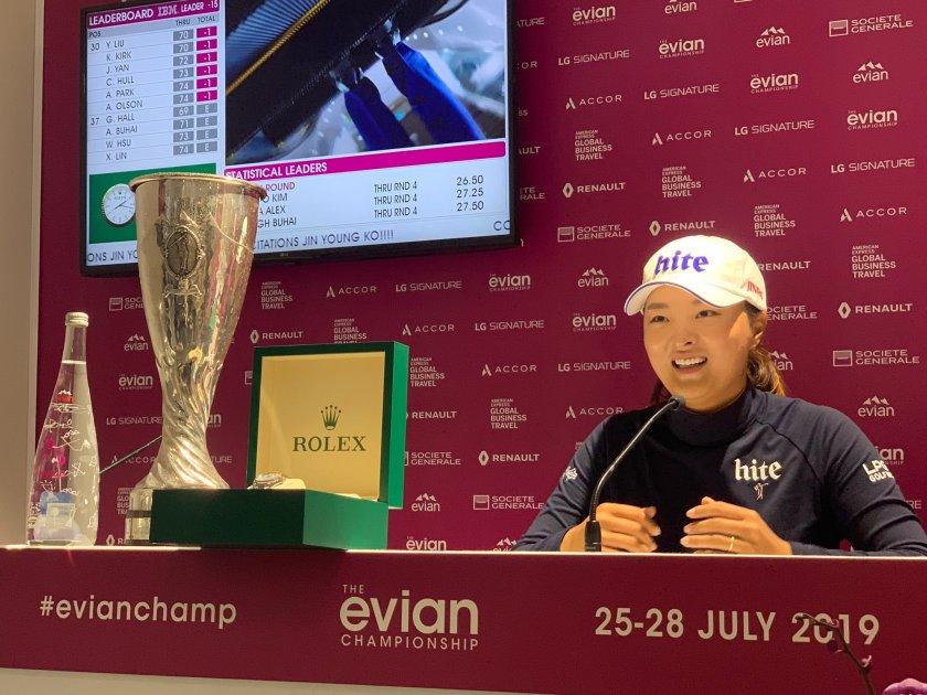 8 ข้อเกี่ยวกับ Jin Young Ko นักกอล์ฟหญิงหมายเลข 1 ของโลก