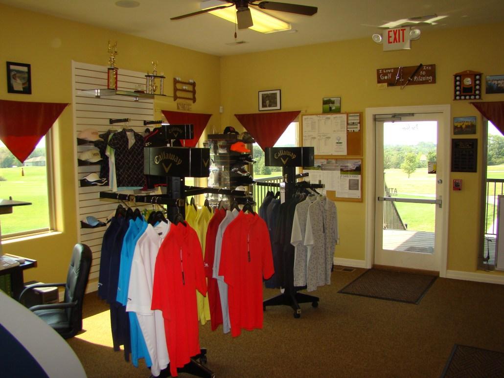 Lake Ridge Golf Shop