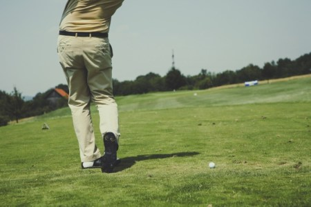 Preventing Low Back Pain from Golf