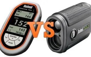 Golf GPS vs Golf Laser Rangefinder
