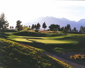 Las Vegas Golf Courses Angel Park  Legacy Go Brown to Go Green Angel Park Mtn   4 Before