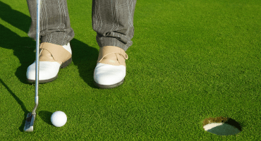 AimPoint Green Reading Putting