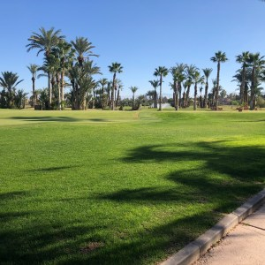 Excursion golf Marrakech