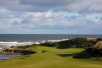 Kingsbarns Golf Course - the12th hole