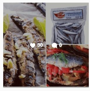 Golfo Gourmet sur Instagram !