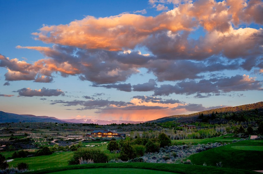 Red Sky Golf Club http   www redskygolfclub com  JCHanson vailresorts com