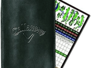 Callaway Score Card Holder